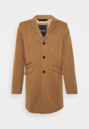 ONSJULIAN KING COAT - Classic coat - camel/melange