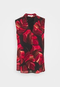 Betty & Co - Blouse - black/red - 4