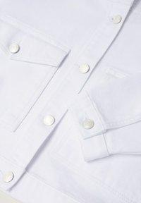 Mango - BLANQUI - Denim jacket - weiß - 2