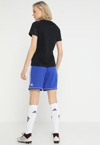 adidas Performance - SQUADRA CLIMALITE FOOTBALL 1/4 SHORTS - Sports shorts - boblue/white - 2