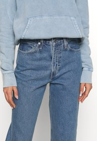 Levi's® Made & Crafted - THE COLUMN - Jeansy Straight Leg - indigo valley - 3