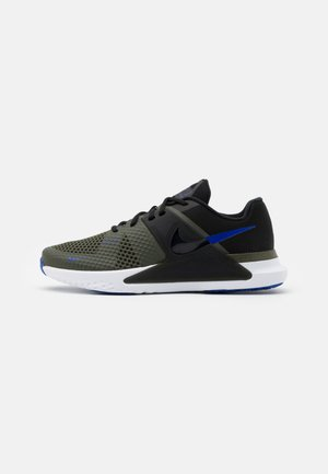 RENEW FUSION - Sports shoes - twilight marsh/racer blue/black