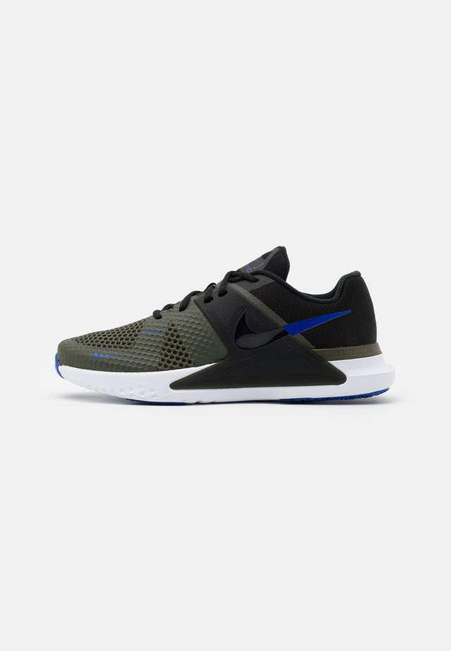 RENEW FUSION - Chaussures d'entraînement et de fitness - twilight marsh/racer blue/black