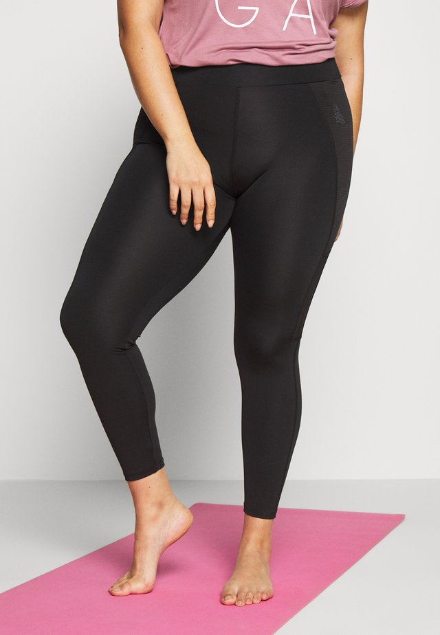 ADAISY 7/8 - Leggings - black