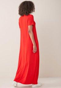 Next - COLUMN  - Maxi dress - red - 1