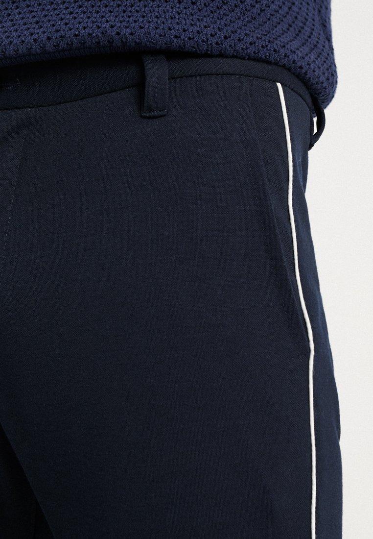 Gabba PISA PIPE PANT - Pantalon classique - navy