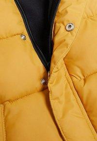 Mango - BROOKLYN - Zimní bunda - mosterd - 3