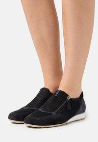 Gabor Comfort - Sneakers laag - atlantik - 0