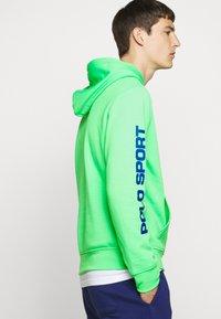 Polo Ralph Lauren - Sweat à capuche - neon green - 4