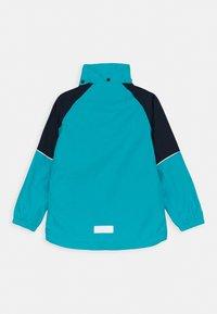 Reima - FISKARE JACKET - Waterproof jacket - aquatic - 2