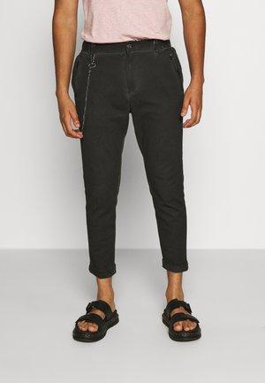 CORNELIO - Pantalon classique - vintage black