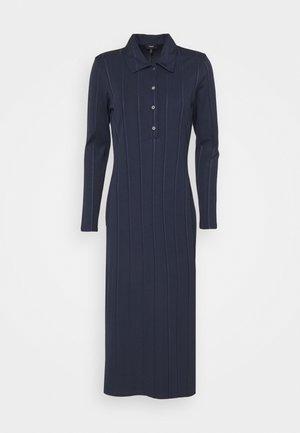 POLO DR.BARCLAY  - Jersey dress - sea blue