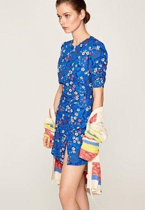 AITANA - Denní šaty - blue