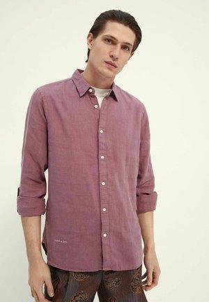 Camisa - burgund
