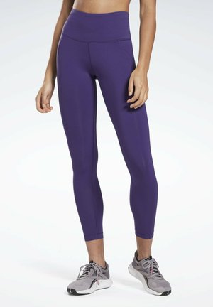 LUX SPEEDWICK LEGGINGS - Leggings - purple