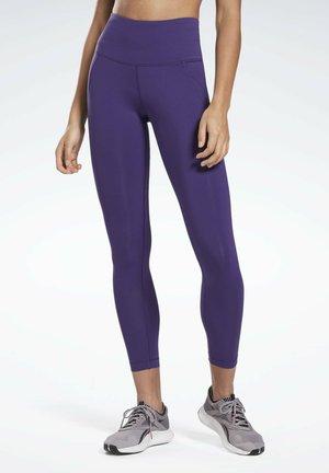 LUX SPEEDWICK LEGGINGS - Tights - purple