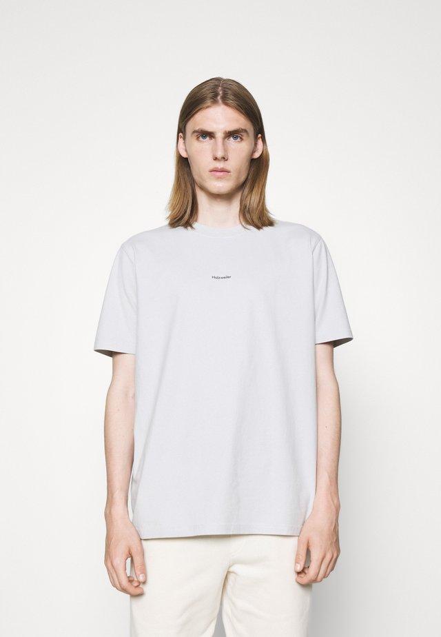 LIVE TEE - T-shirt basic - grey
