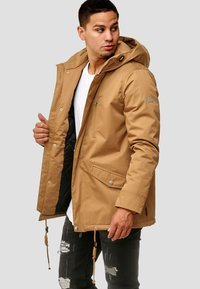 INDICODE JEANS - Winter jacket - brown - 3