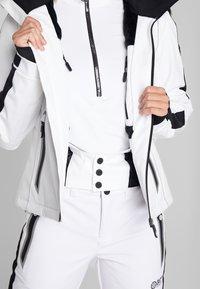 Superdry - SKI CARVE JACKET - Ski jas - arctic white - 5