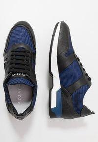 Azzaro - ROSARIO - Trainers - noir/bleu - 1