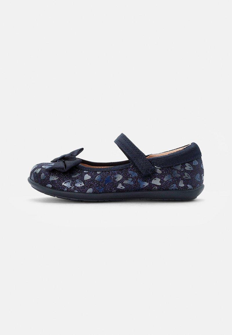 Friboo - BALLET PUMPS - Baleríny - dark blue