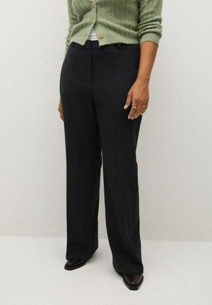 XIPY - Trousers - schwarz