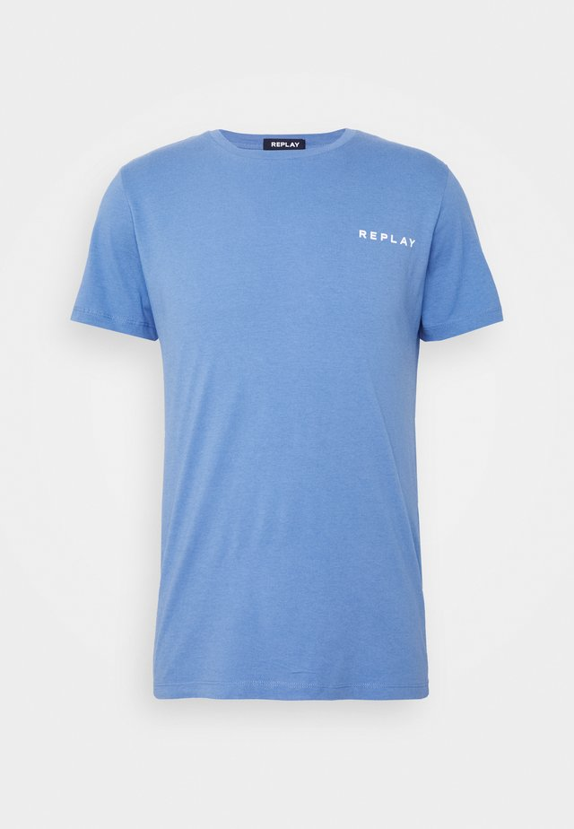 TEE - Basic T-shirt - light blue