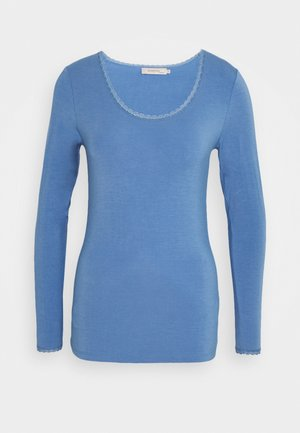ESSENTIAL - Long sleeved top - blue yonder