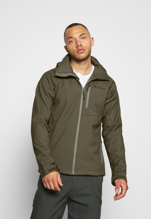 CASCADE RIDGE  - Softshelljacke - stone green