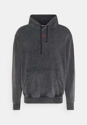 UNISEX SANCTUM HOODIE - Sweatjakke /Træningstrøjer - acid wash black
