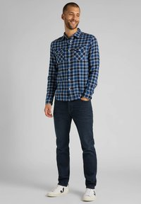 Lee - CLEAN WESTERN - Camicia - washed blue - 2