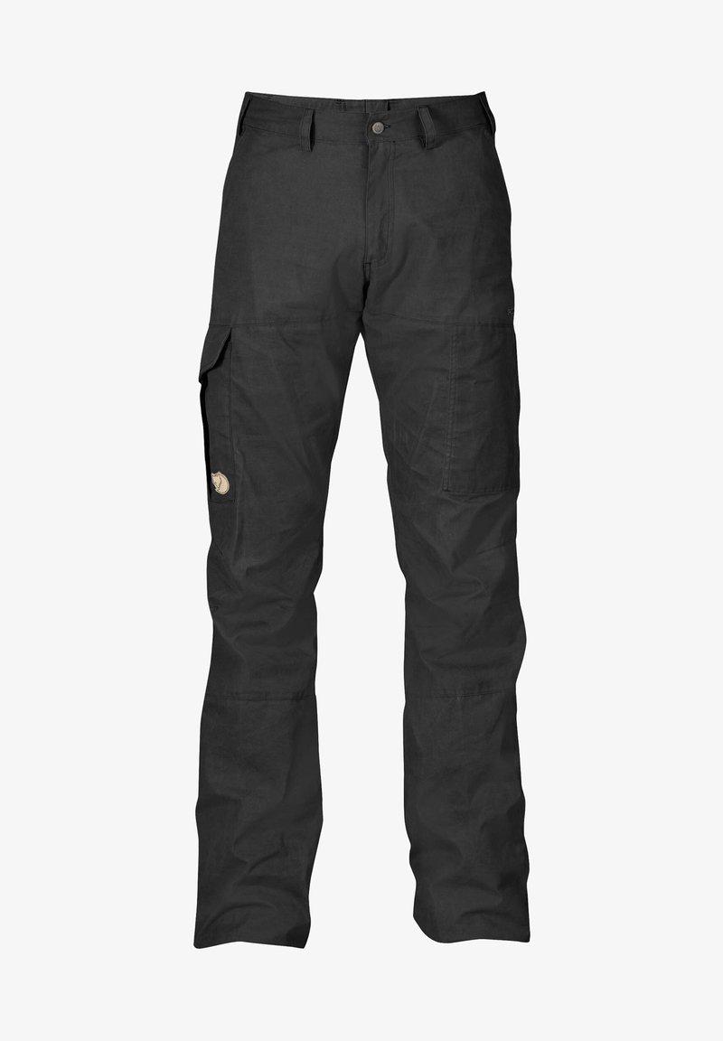 Fjallraven for Urban Outfitters - WANDERHOSE / TREKKING-HOS - Outdoor trousers - dunkelgrau (229)