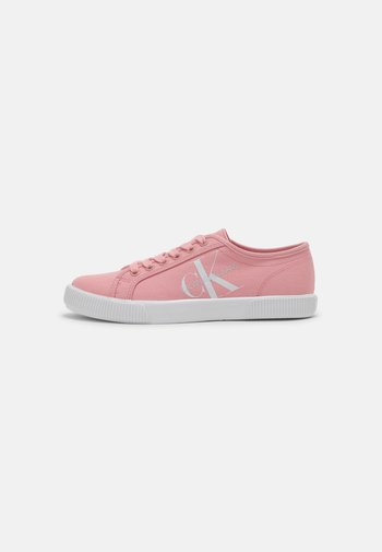 VULCANIZED SNEAKER LACEUP CO - Trainers - Trainers - soft berry