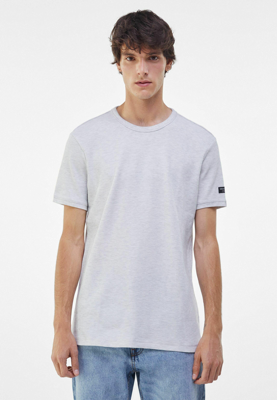 Homme WAFFELSTRUKTUR - T-shirt basique