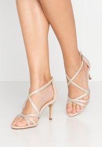 Paradox London Pink - ROMELIA - Sandaletter - champagne - 0