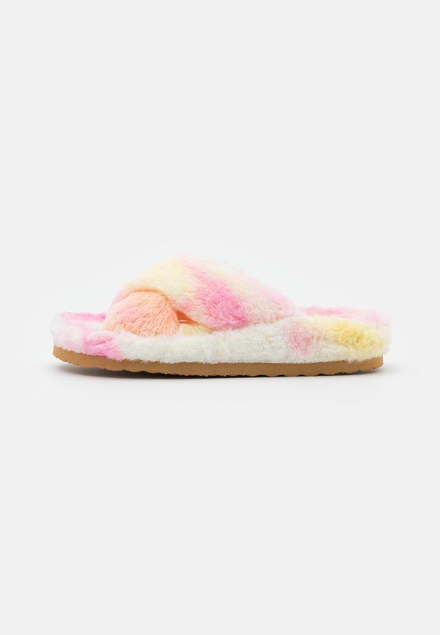 FUZED - Pantoffels - pink/multicolor