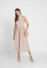 YAS - YASFENYA DRESS - Maxi dress - rose tan - 1
