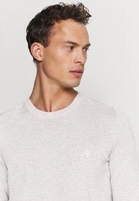 Marc O'Polo - CREW NECK - Jumper - twentyfour grey - 3