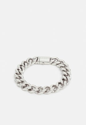 CHAIN BRACELET - Pulsera - silver-coloured