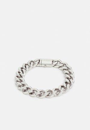 CHAIN BRACELET - Armbånd - silver-coloured