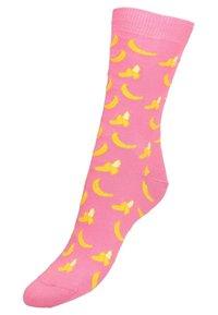 Libertad - 2 pack - Socks - pink - 3