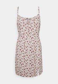Hollister Co. - BARE DRESS - Kjole - white - 4