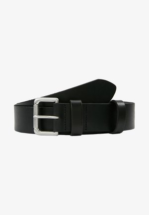 ROLLER BUCKLE BELT - Vyö - black