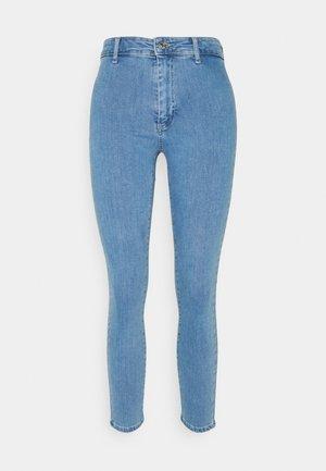 ONLBLUSH LIFE BOX - Jeans Skinny Fit - light blue denim