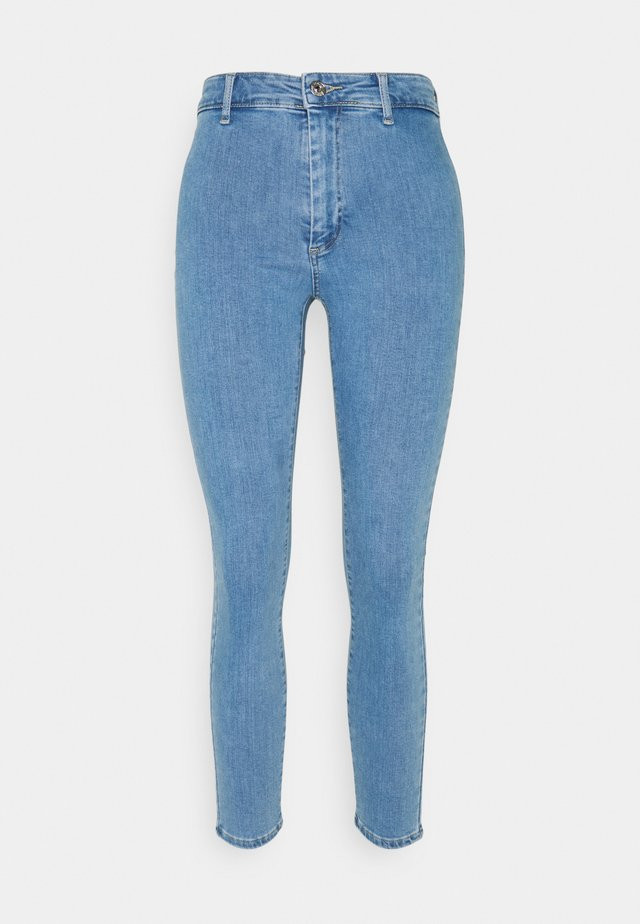 ONLBLUSH LIFE BOX - Jeans Skinny Fit - light blue denim