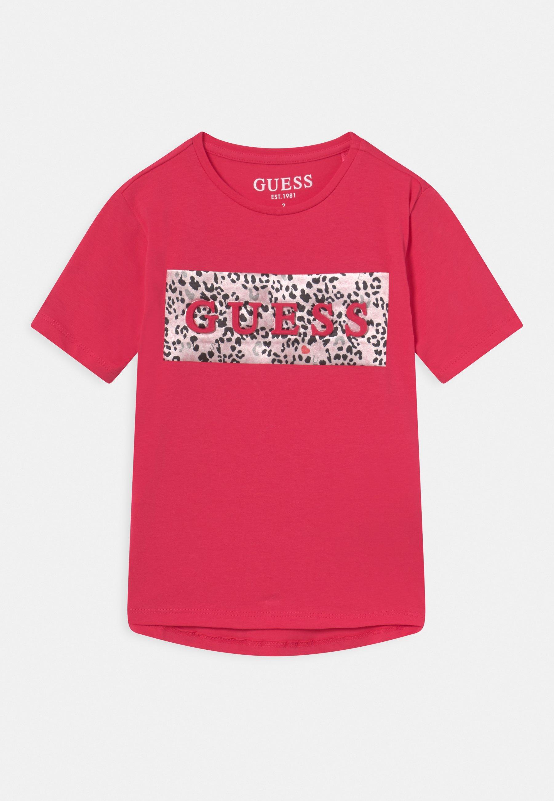 Kids TODDLER - Print T-shirt - punk rocker pink