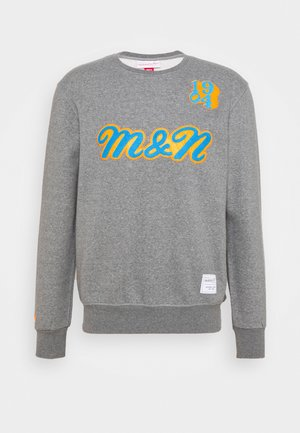 BRAND STUDY HALL CREW - Sweatshirt - grey heather