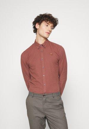 WEBEX LIFELIKE EXPLODED ICON - Formal shirt - marron brown