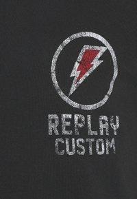Replay - Print T-shirt - blackboard - 2