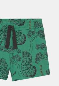 Mini Rodini - TIGERS UNISEX - Shorts - green - 2